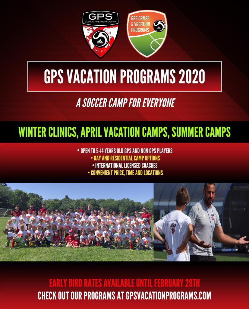 soccer camp summer 2020