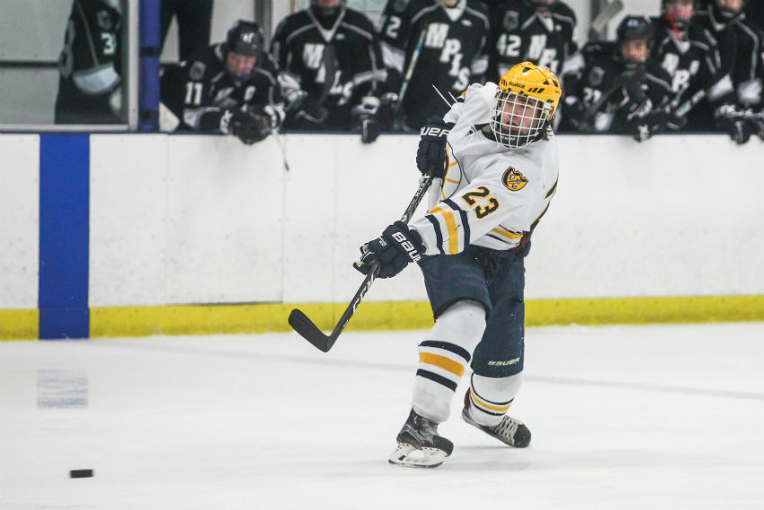 MN H.S.: Top Games - Breck Faces Rival Delano In Rematch Of Class 1A, Section 2 Final