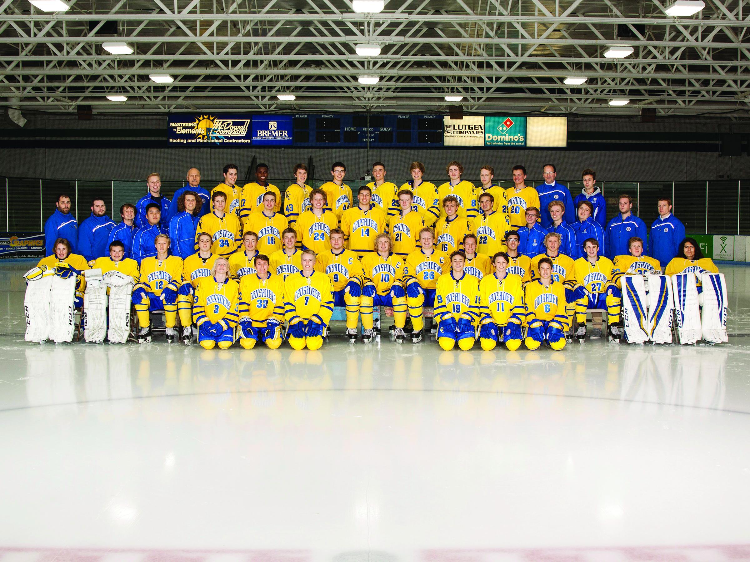 saint cloud state hockey radio