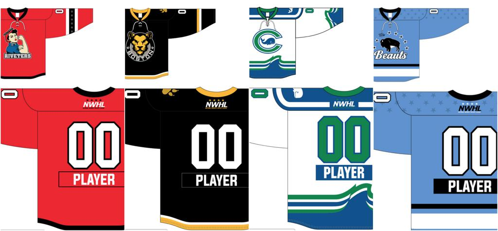 NWHL TOP 10 PLAYERS IN APPAREL SALES A MIX OF STARS 867d18c0a8a