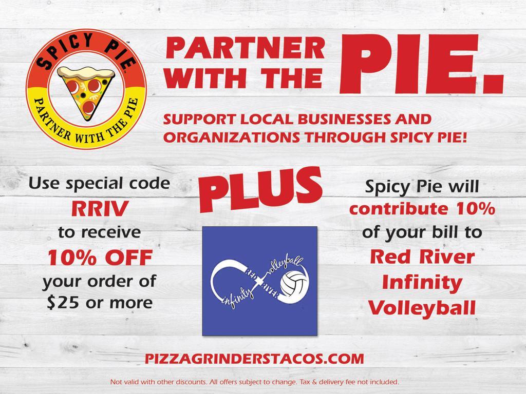 Spicy Pie Promotion