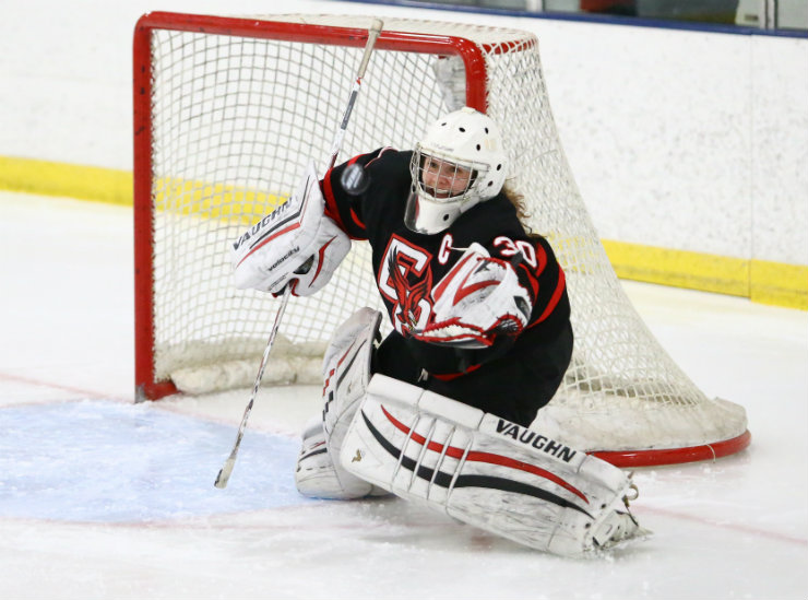 Eden Prairie's most recent loss came to section and conference rival Minnetonka on Friday. The Eagles will have a chance to get some revenge on Saturday. Photo by Cheryl Myers, SportsEngine.