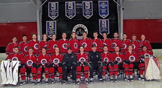 2017-2018 USPHL Premier Knights