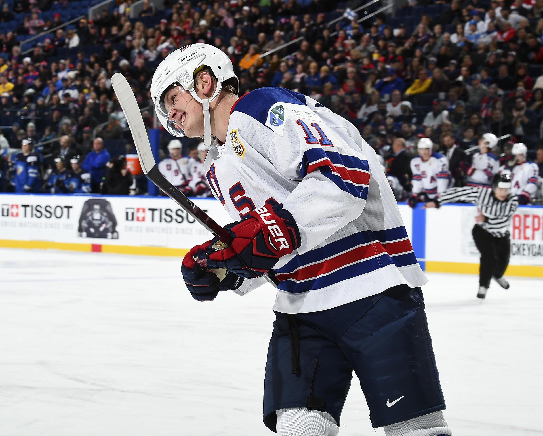 Darren Banks Hockey Player Photo