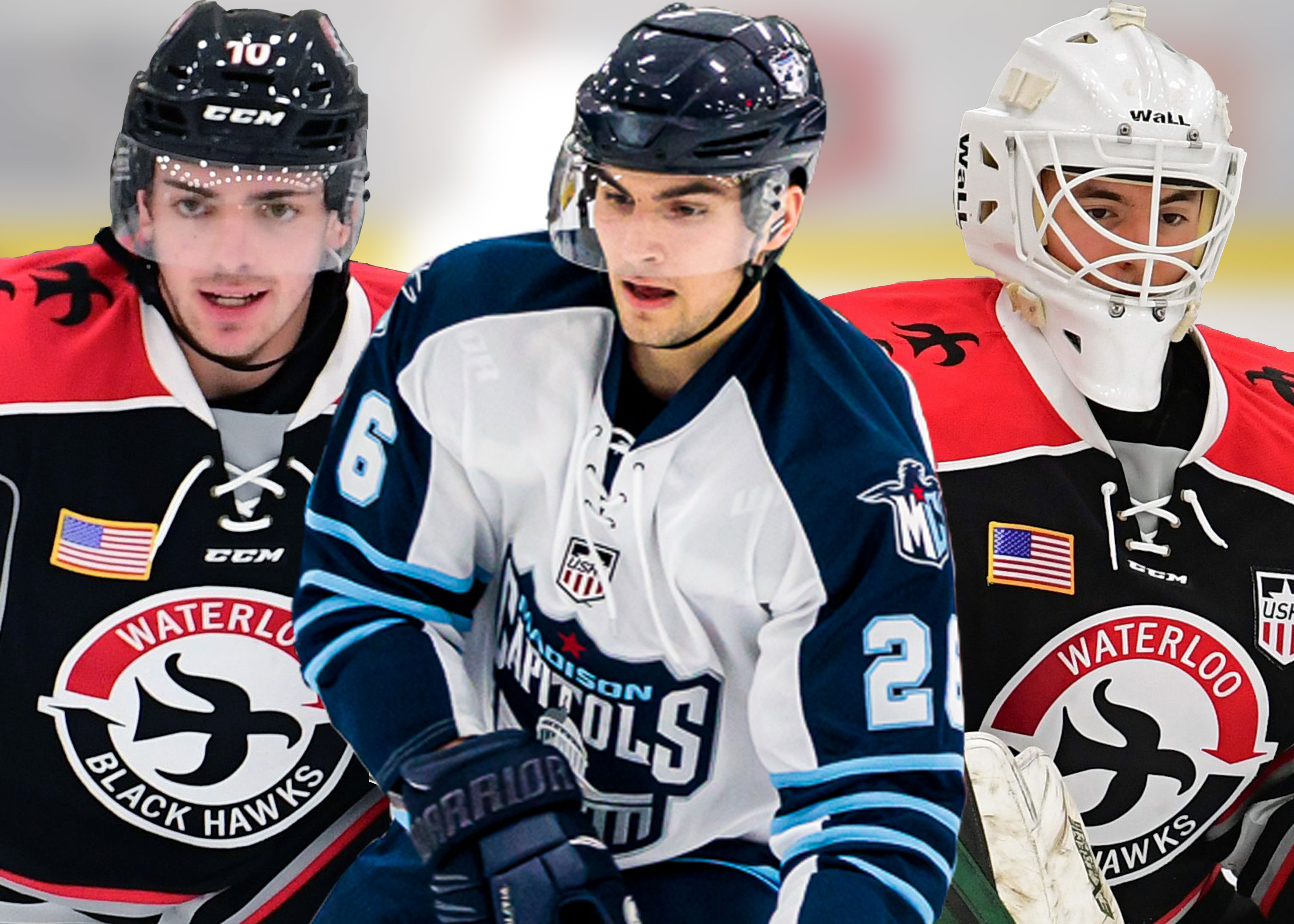USHL: Players Of The Week - Week 13, 2017-18