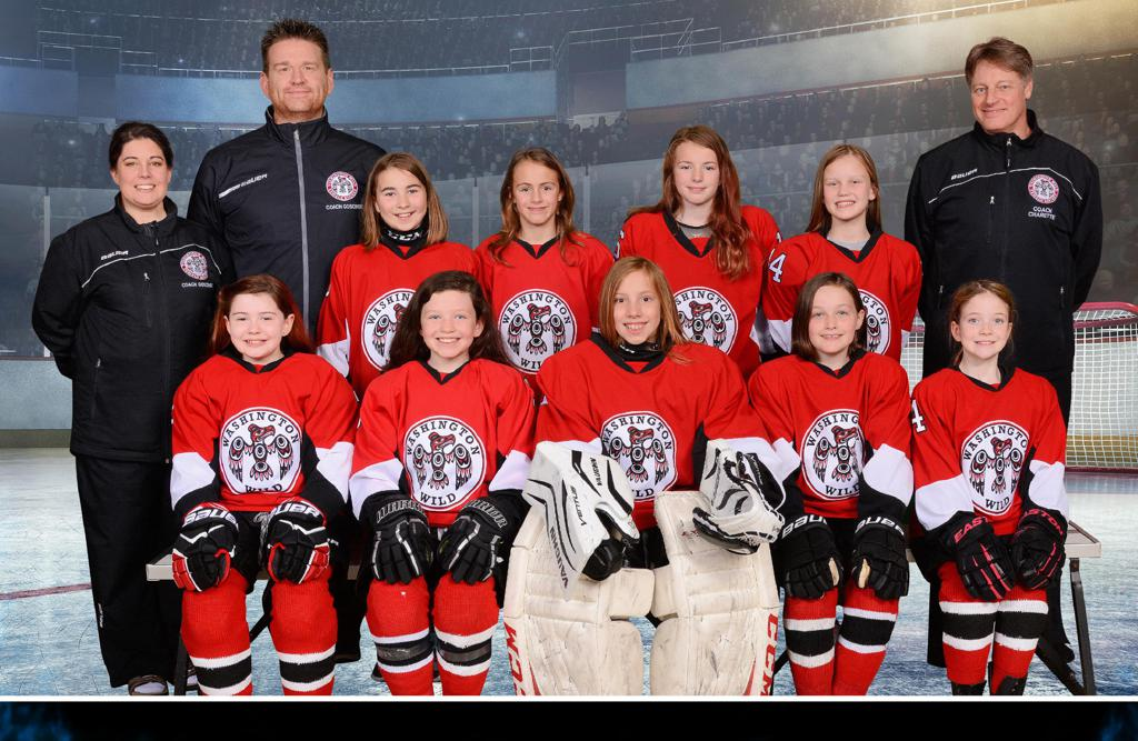 Washington Wild 10U T1 Travel Team, 2017-2018