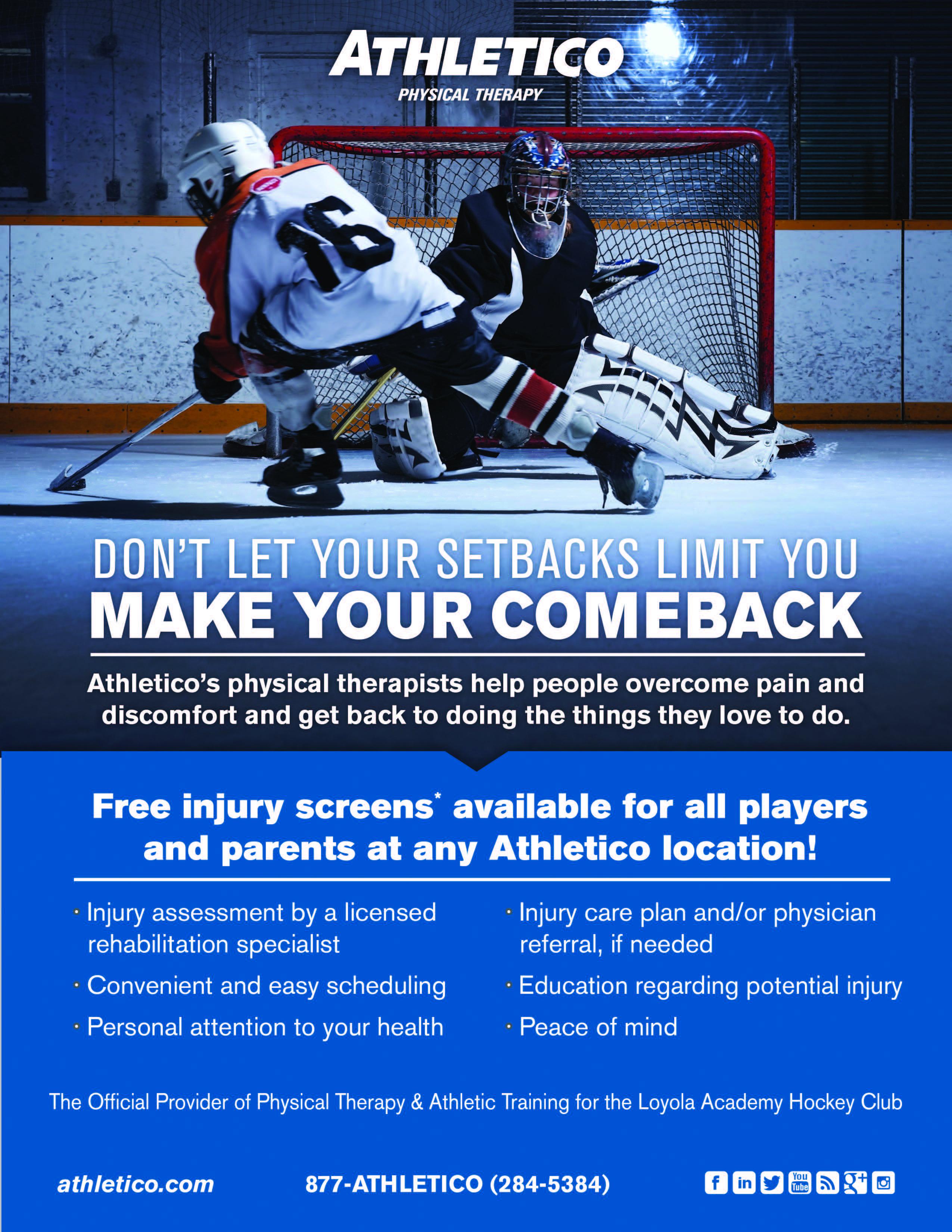 Loyola Academy Hockey Club