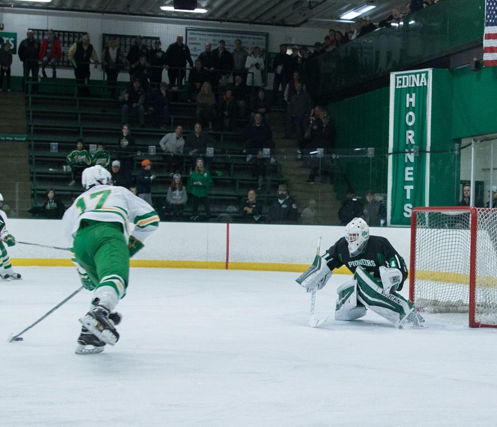 MN H.S.: Edina Charging - A Lot - To Stream Boys' Hockey Games