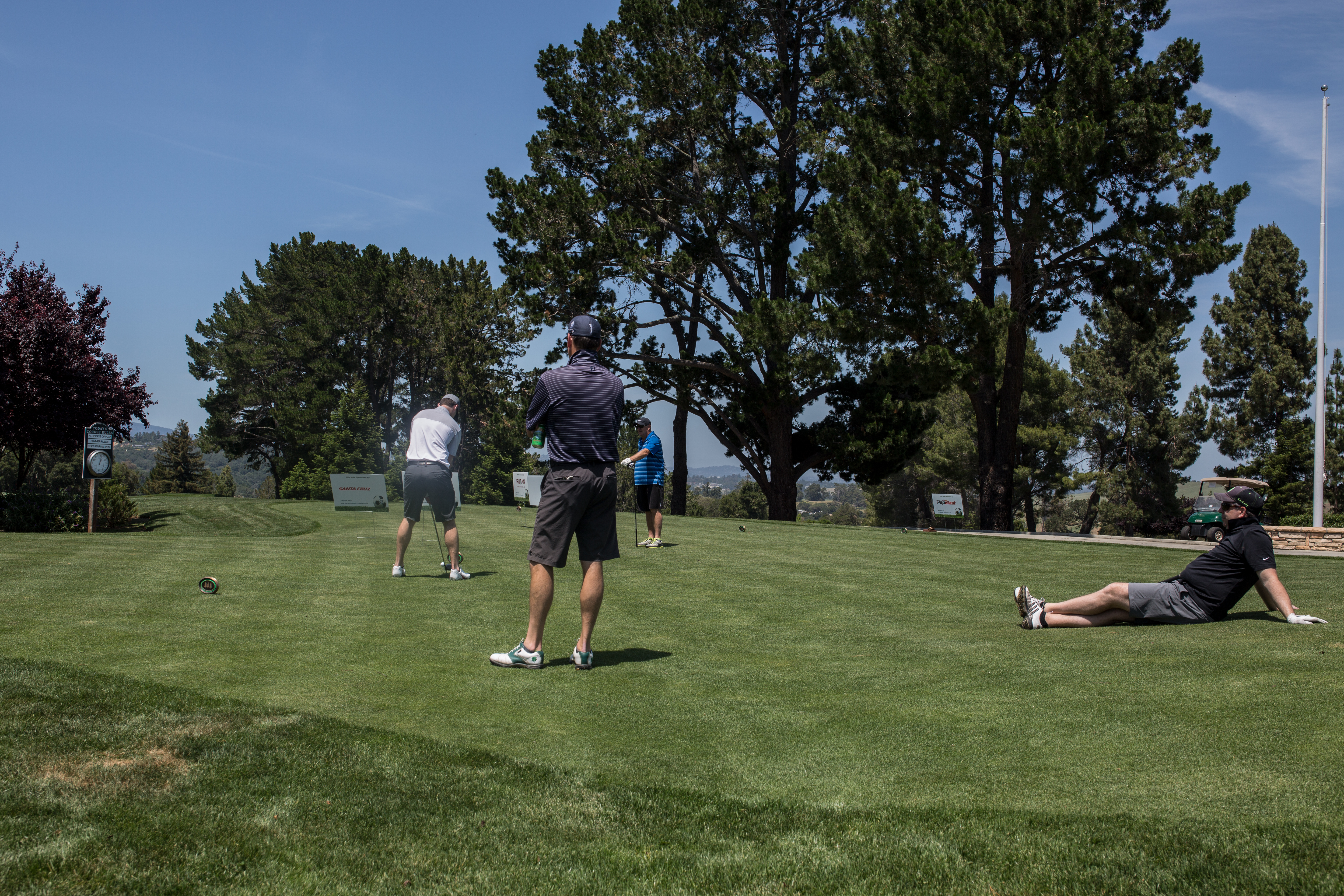 Welcome 9th annual de anza force golf tournament dinner and photos from last years event spiritdancerdesigns Images