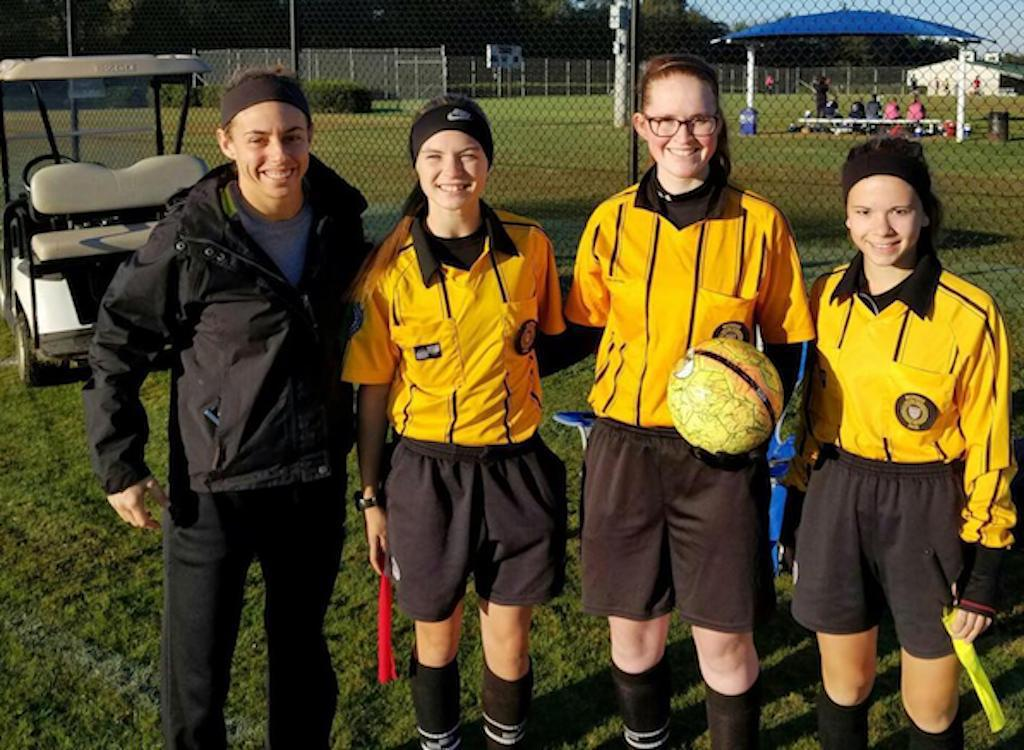 Referee Courses Available
