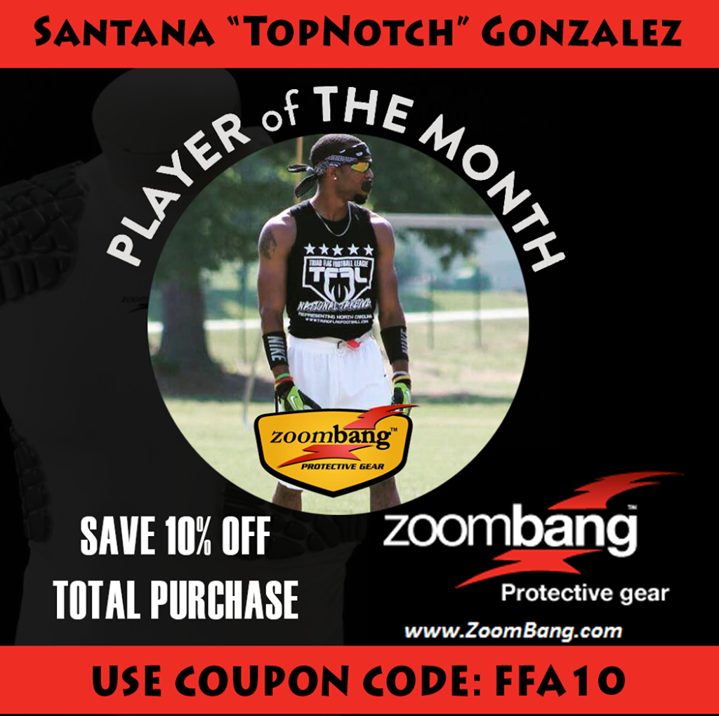 SIMPLY THE BEST PROTECTION AVAILABLE! Sports Protection Gear: Zoombang® Protective Gear™ was developed through a collaborative effort with some of the most respected professional trainers, equipment managers and athletes. SAVE 10% OFF YOUR TOTAL PURCHASE