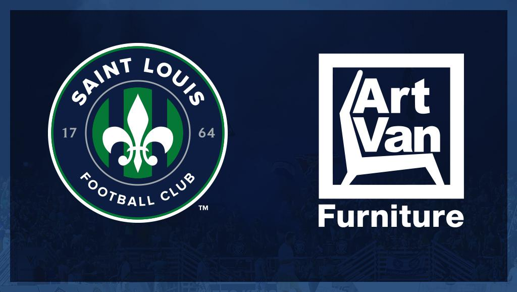 U201cArt Van Furniture Of St. Louis Is Excited To Be A Part Of The STLFC  Family,u201d Added Jay Steinback, Art Van Furniture President U0026 CEO.