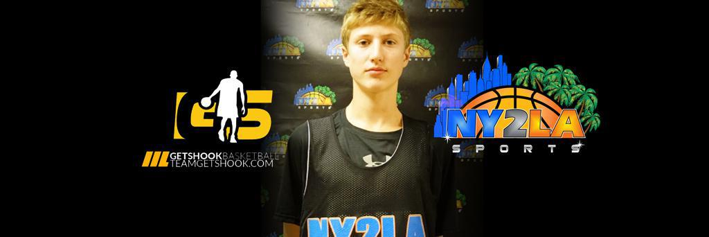 Treyton Thompson - Top Division 1 prospect in the state of Minnesota class of 2021