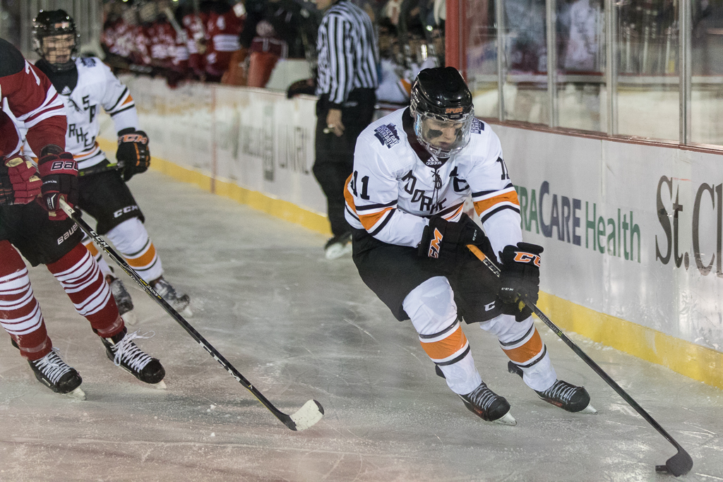 MN H.S.: Moorhead Tops Centennial In Overtime For Hockey Day Victory
