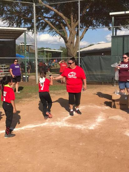West Houston Girls Softball Association