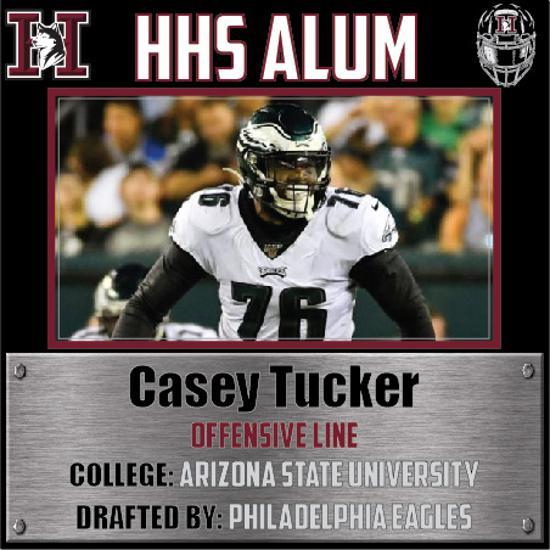 Casey Tucker