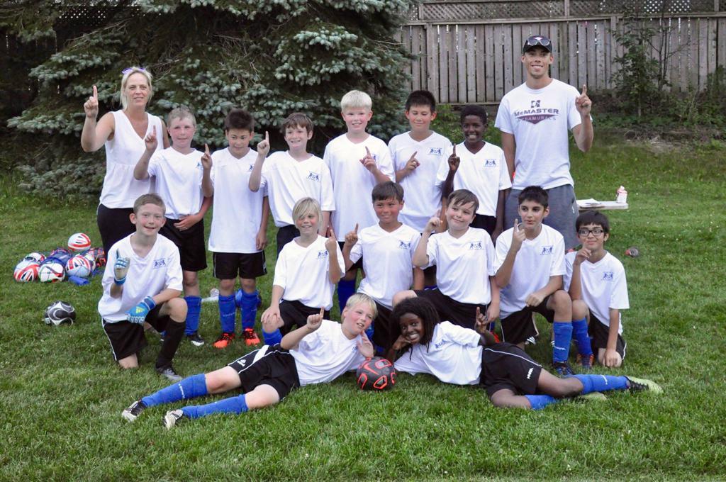 2017 U12 Boys White