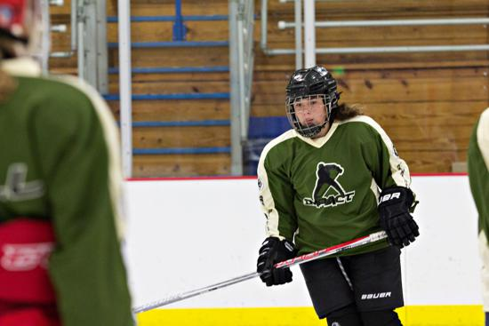 Impact Hockey Academy Girls Challenge Camp