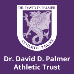 Dr. David D. Palmer Athletic Trust Logo