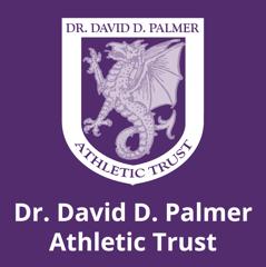 Dr. David D. Palmer Athletic Trust Logo