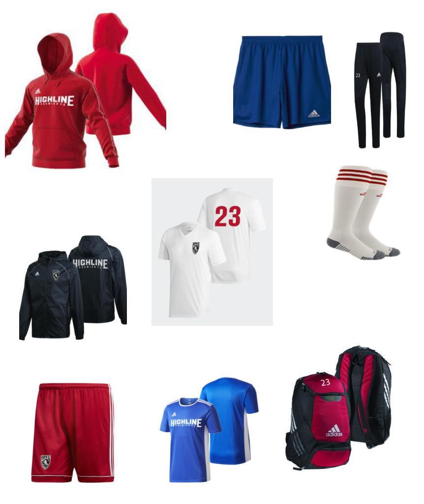 Highline Premier Uniforms   Gear a9fd396bb