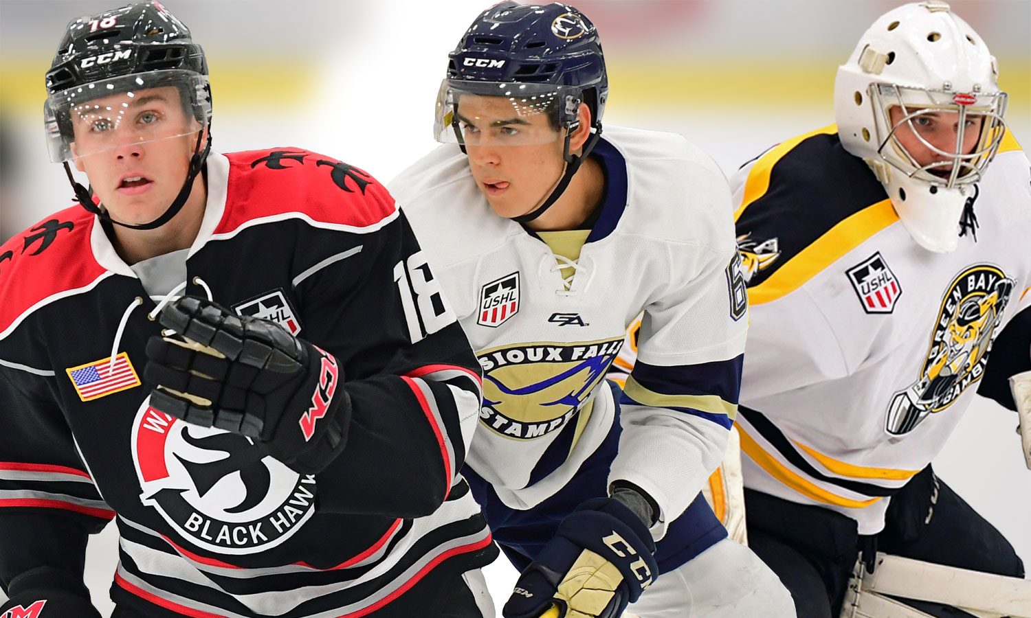 USHL: Players Of The Week - Week 19, 2017-18