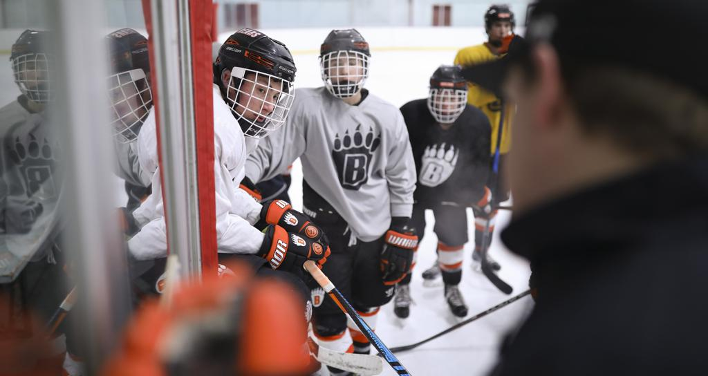 MN H.S.: All-senior Line Hoping To Carry White Bear Lake Boys' Hockey On Deep Playoff Run