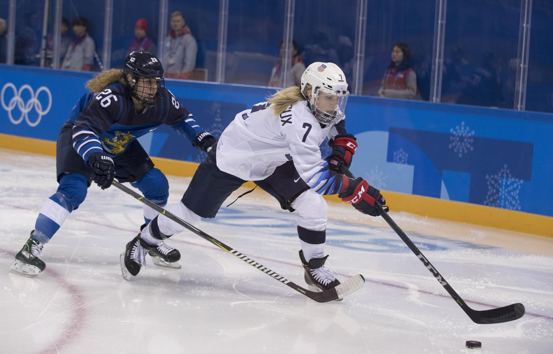 Canada and Russian Federation maintain collision course in hockey