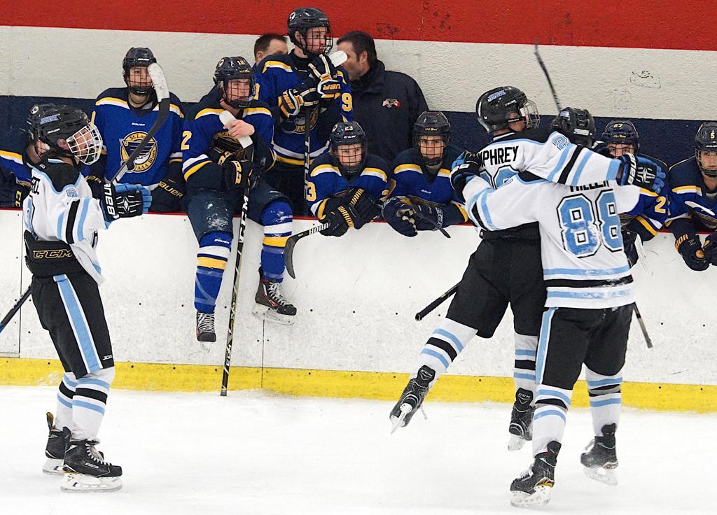 Victory honda hockey midget coach