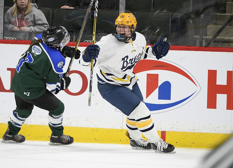 MN H.S.: Girls - Breck Races To Class A Final, Defeats Proctor/Hermantown
