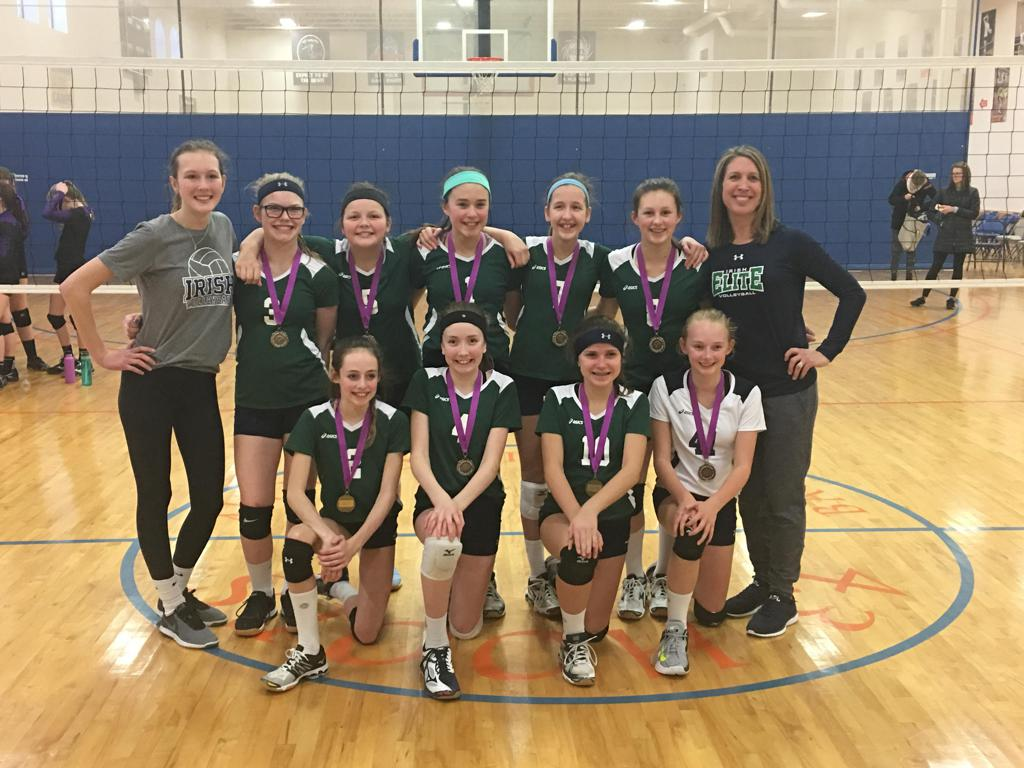 12-1s take 2nd at Club 43