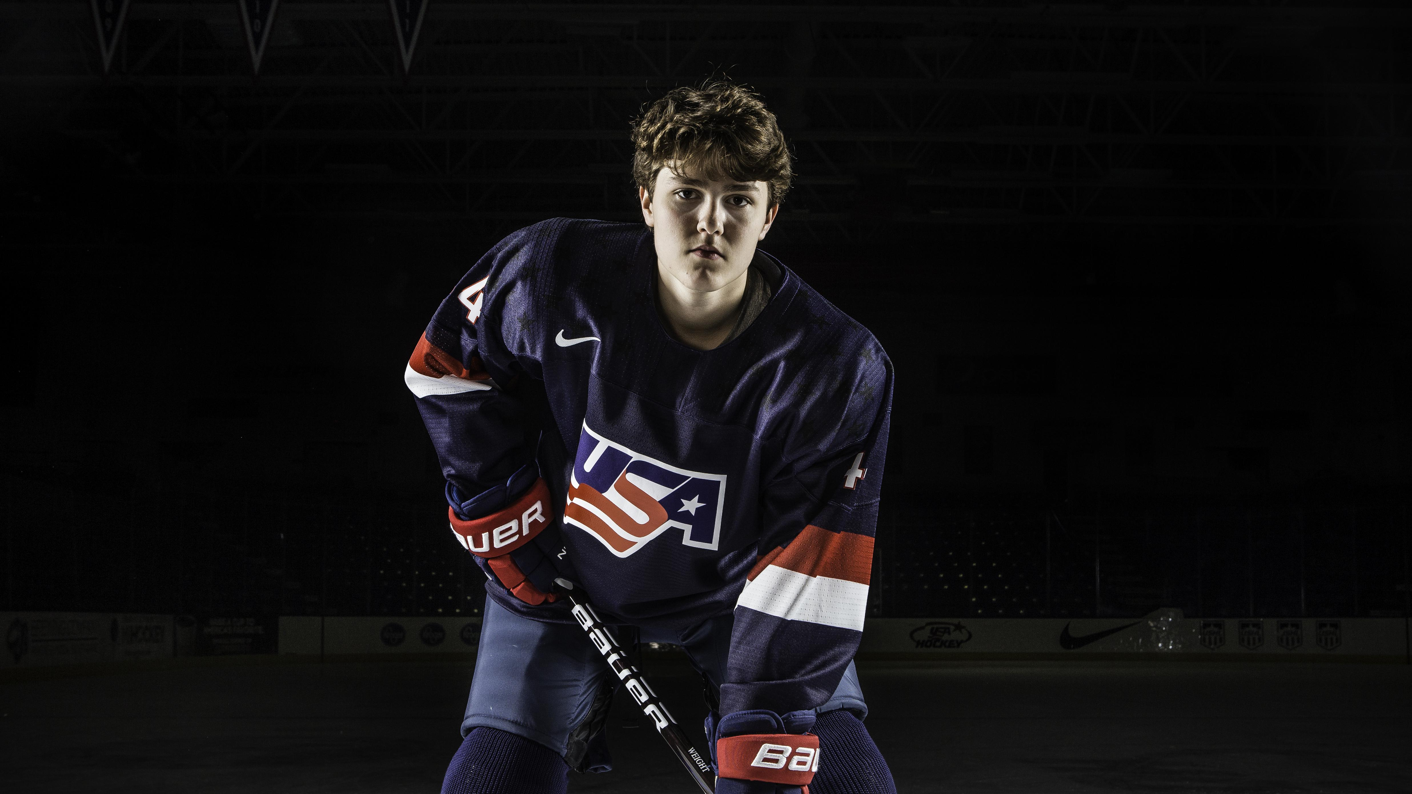f6ead4b1 Danny Weight's Family Helps Him Reach His Potential on the Ice