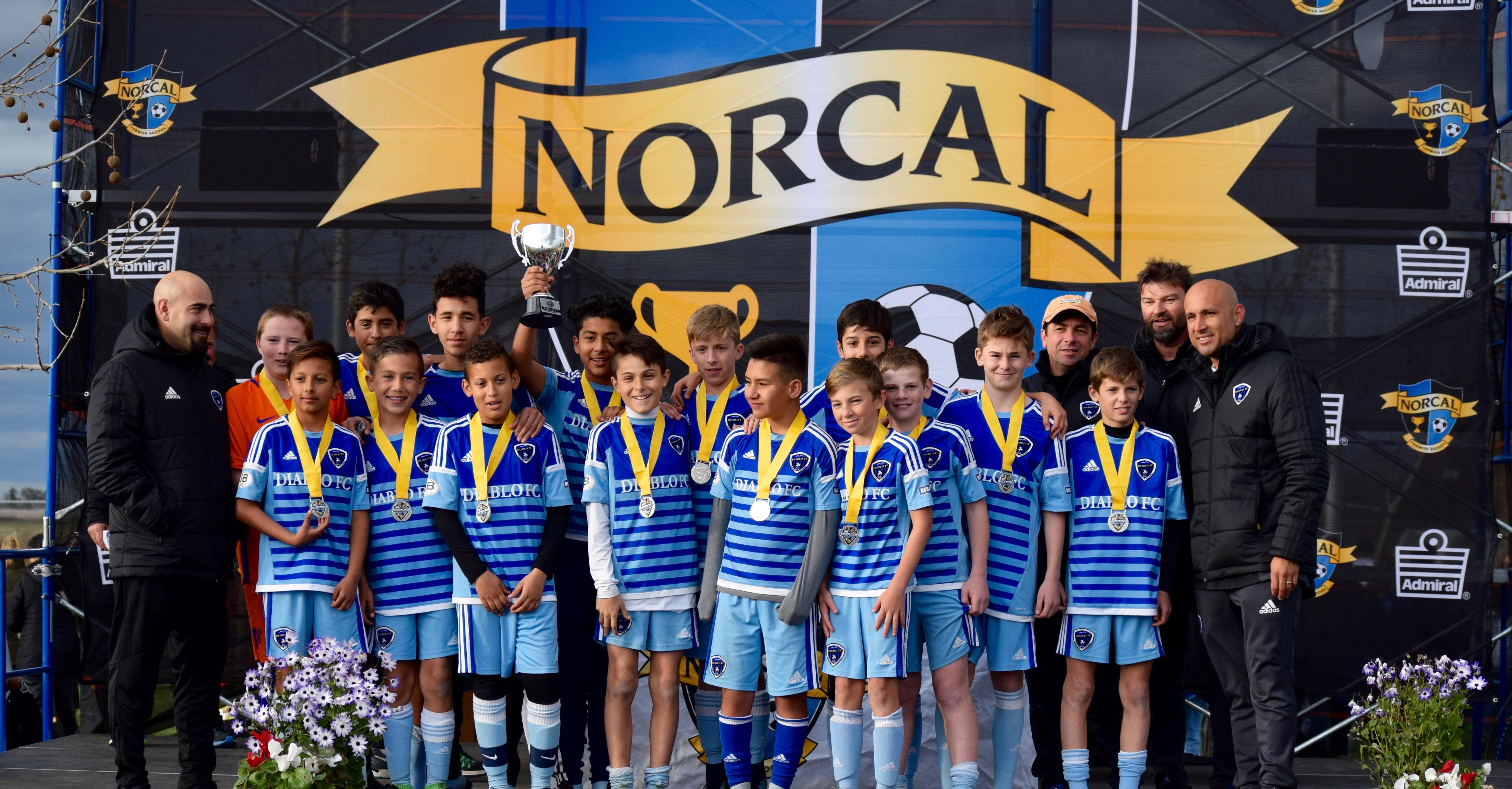 '05 Boys finish 10th out of all teams in NorCal State Cup