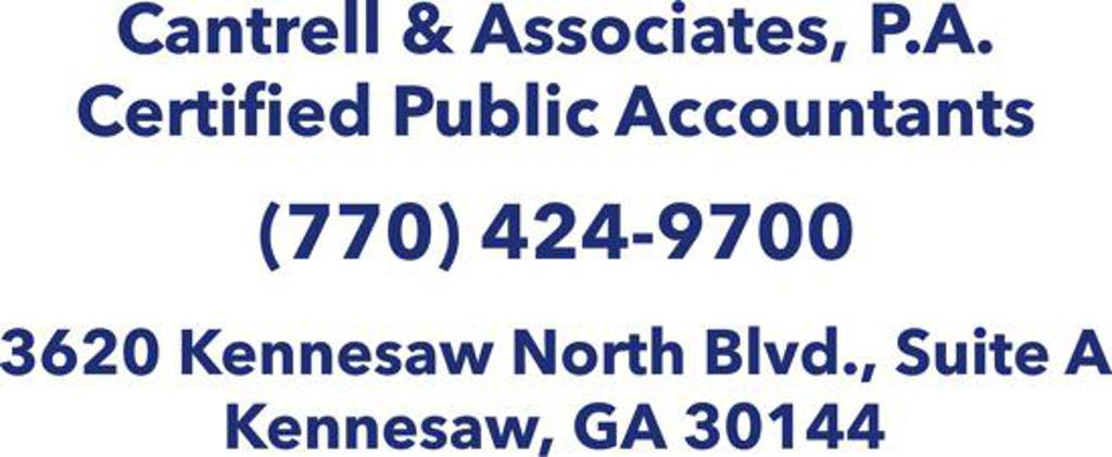 Cantrell & Associates PC
