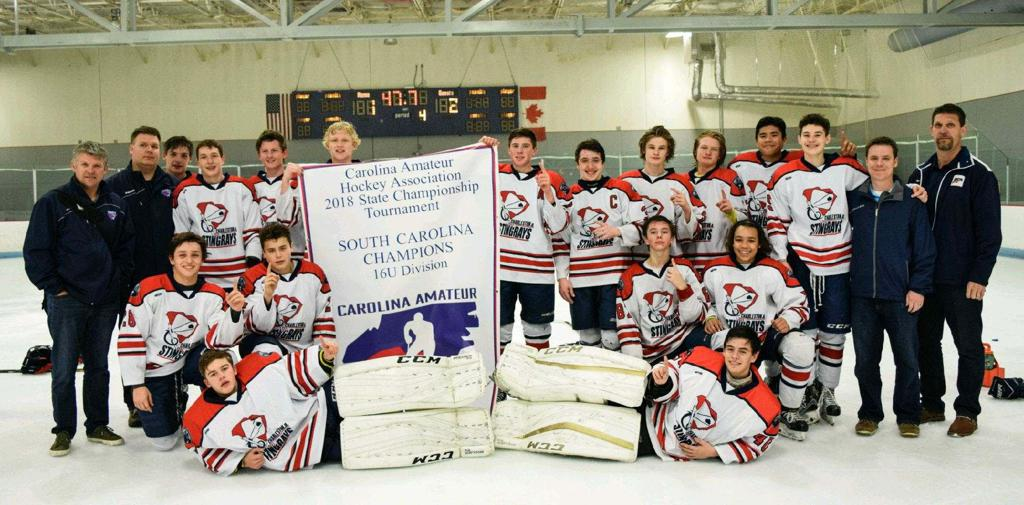 Carolina amateur hockey