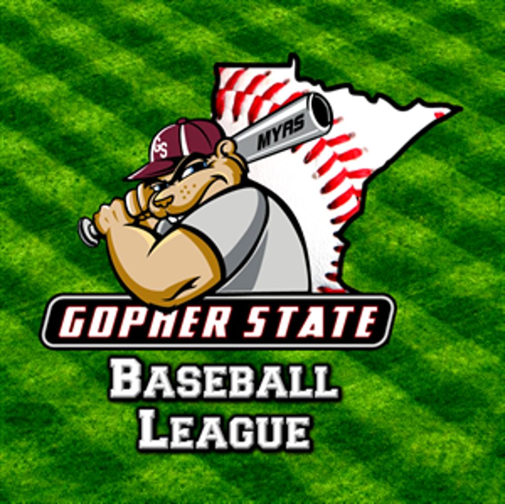 gopher state baseball logo