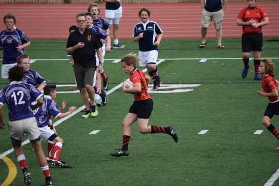 Mustangs Rugby Event Schedule