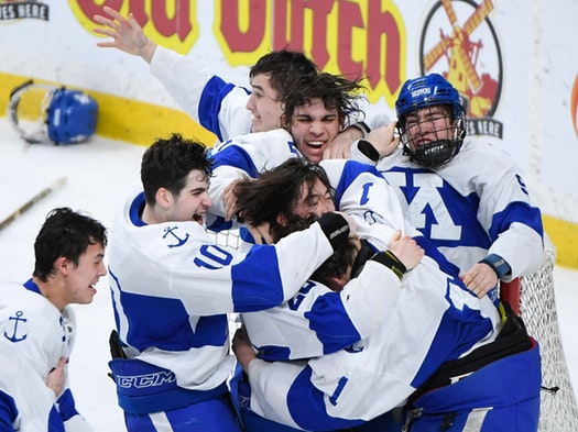 MN H.S.: Column - Fond Memories Of The State Hockey Tournament