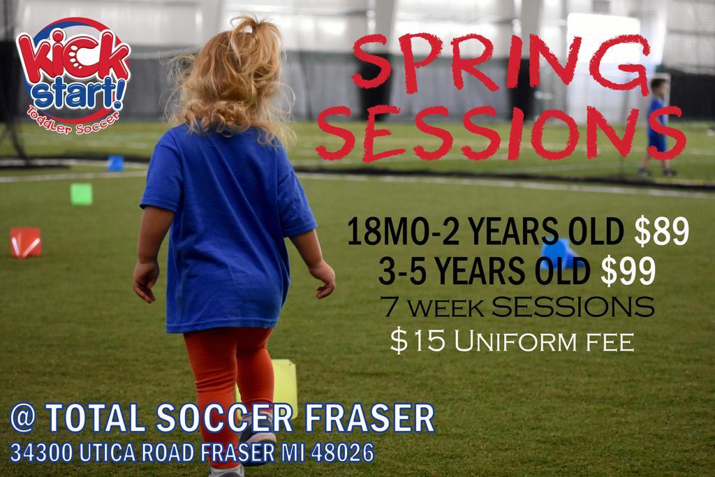 KickStart Fraser Soccer