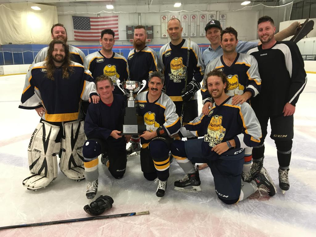 Dicken's Cider beats the St Louis Blues 8-5 to sweep the A league championship series 2 games to none