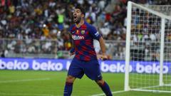 #9 - Luiz Suarez