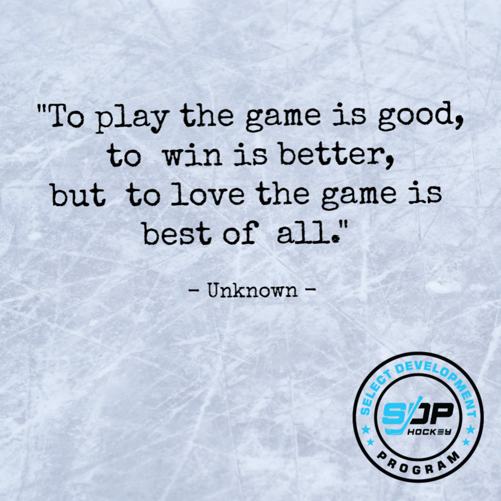 Love the game quote
