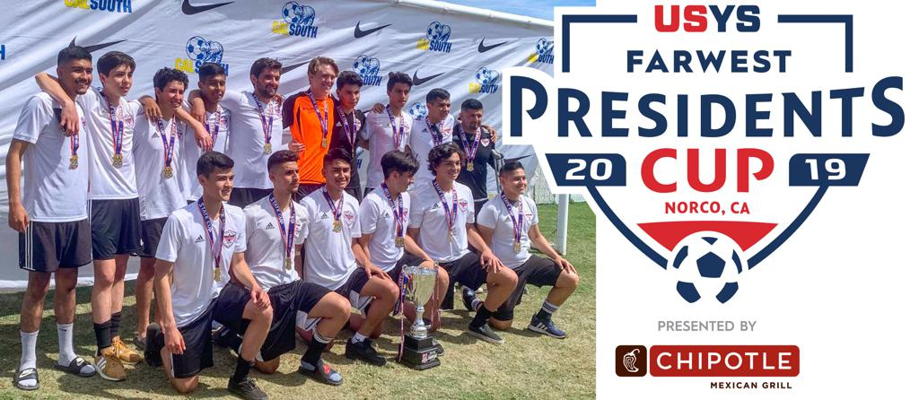 Condors B01 2019 Far West Presidents Cup