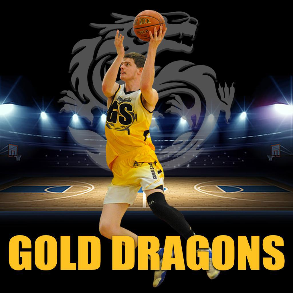 Gold Dragons Homepage