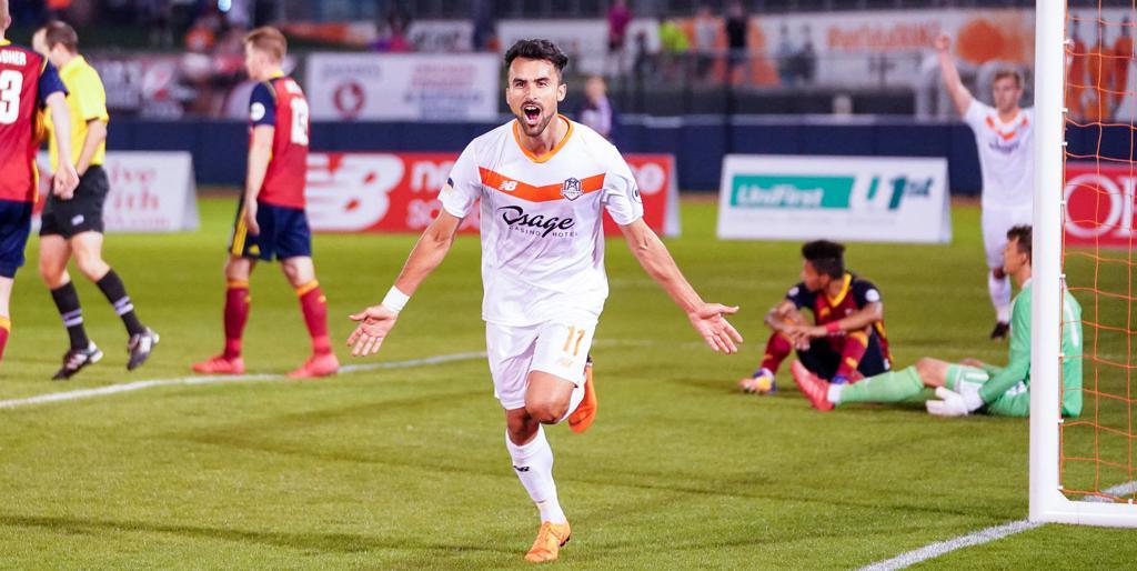 TRFC midfielder Joaquin Rivas will represent El Salvador in its upcoming friendly with Brazil in Washington D.C. (Matt Christensen)