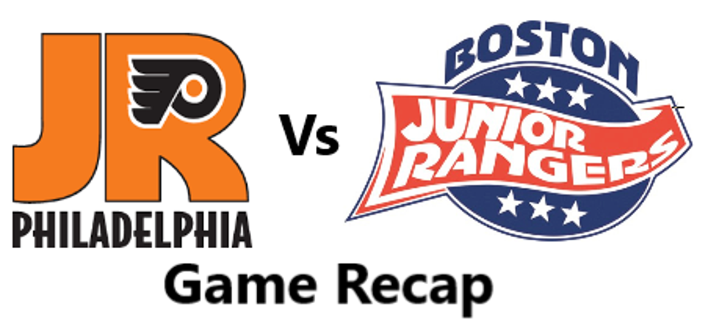 Jr. Flyers fall to Jr. Ranges 3 – 0 in game 2 of EHL Showcase