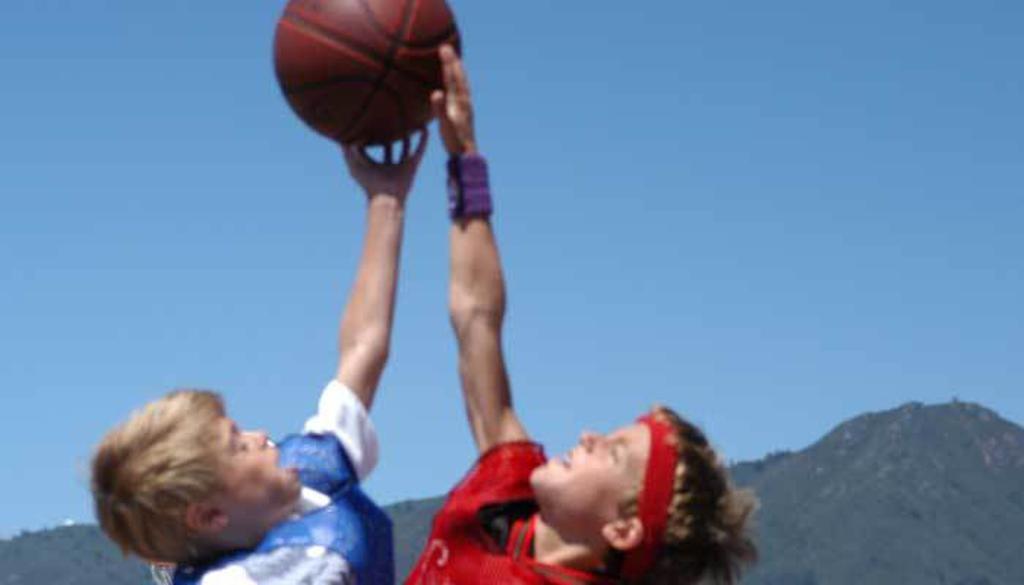 The First Dirt Bowl Jump Ball