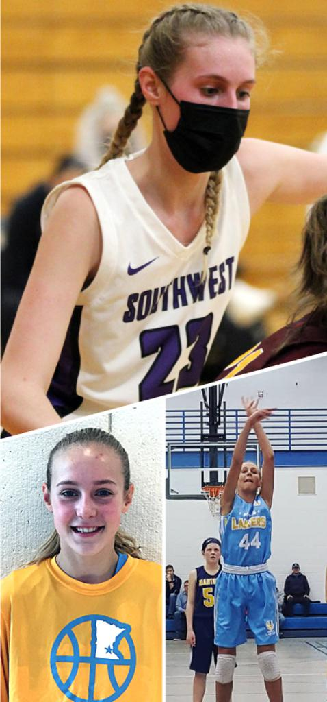 Elsa Youngdahl Southwest Lakers Class of 2023  Mpls Lakers 2015-2018