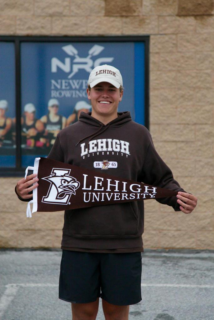 2016 Alumni attending Lehigh - Delaware's premier youth rowing club, located just south of Wilmington, DE
