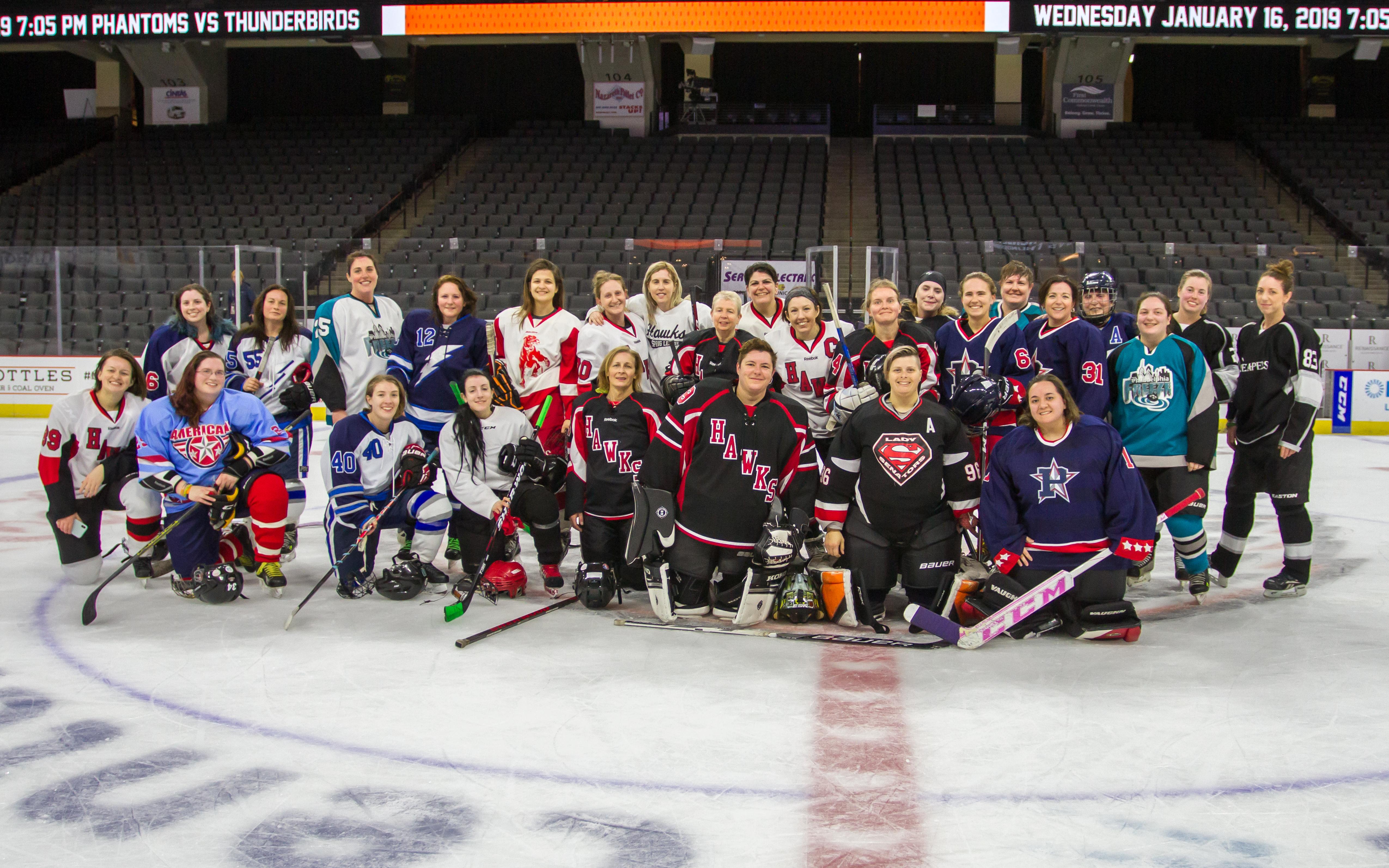 2019 UWHL Winter Classic - D2/D3 All-Stars